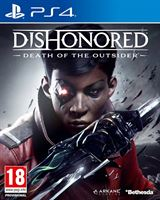 Bethesda Dishonored: Death of the Outsider PS4