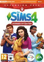 Electronic Arts De Sims 4: Honden en Katten Expansion Pack - Code In A Box