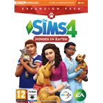 Electronic Arts De Sims 4: Honden en Katten Expansion Pack - Code In A Box