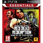 Rockstar Red Dead Redemption (Game of the Year Edition) (essentials