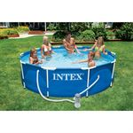 Intex Metal Frame Pool 305x76cm