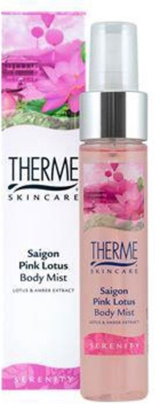 Therme Saigon Pink Lotus - 60 ml - Body Mist
