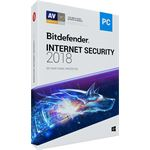 Bitdefender Internet Security 2018 1 Jaar / 5 Devices