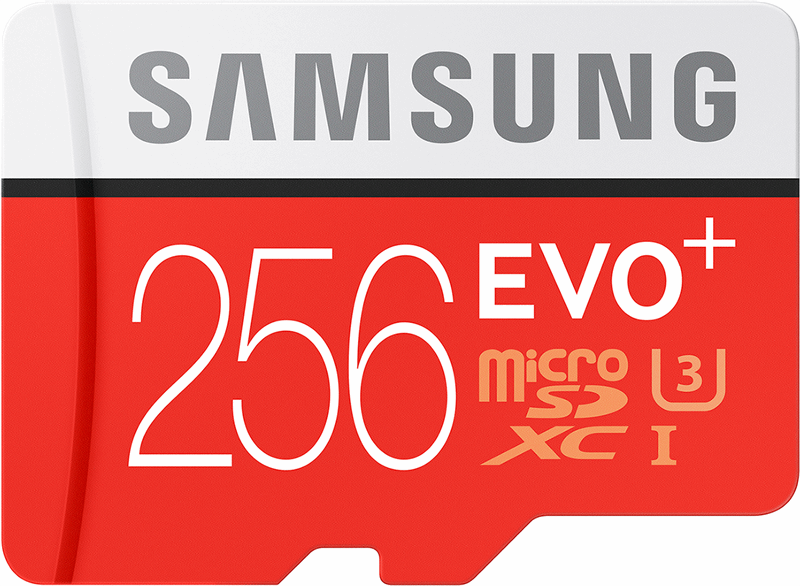 Samsung EVO Plus MB-MC256D