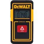 DeWalt DW 030 PL Pocket Laser Afstandsmeter 9 mtr