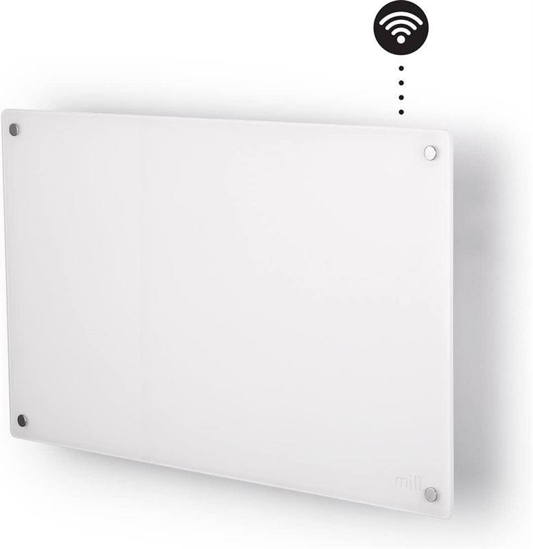 MILL AV600 Glass Wifi Verwarmingspaneel