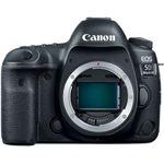 Canon EOS 5D Mark IV zwart