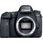 Canon EOS 6D Mark II zwart