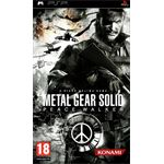 Konami Metal Gear Solid Peace Walker