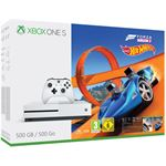 Microsoft Xbox One S Forza Horizon 3 Hot Wheels Bundle 500GB wit