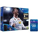 Sony Playstation 4 Slim 1 TB FIFA 18 Bundel zwart