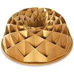 Nordic Ware Jubilee tulband bakvorm - goud