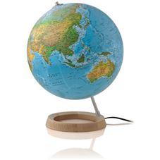Atmosphere Wereldbol NL met verlichting Globe Full Circle 2 30 cm ...