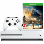 Microsoft Xbox One S 1TB Assassin's Creed Origins Bundle wit