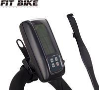 FitBike - Trainingscomputer met borstband