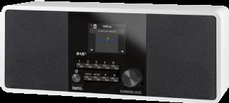 Imperial DABMAN i200 CD wit, zwart