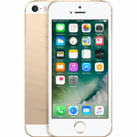 Apple Refurbished iPhone SE - 64GB - Goud 64 GB / goud, wit / refurbished