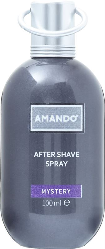 Amando Mystery Aftershave 100 ml