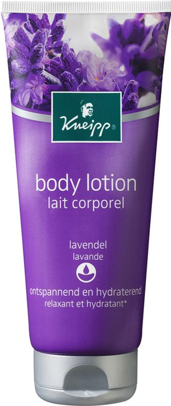 Kneipp Bodylotion Pure Ontspanning Lavendel 200ml