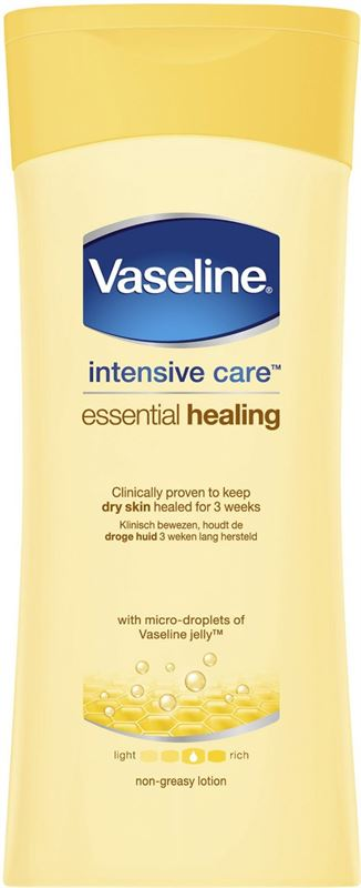 Vaseline Bodylotion Essential Healing