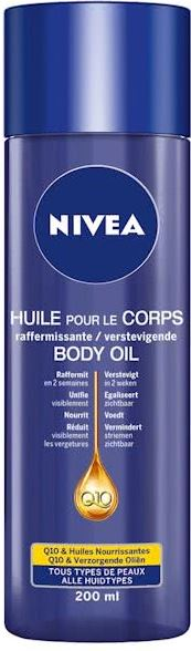 Nivea Body Olie Q10 Verstevigend, 200 ml 200 ml