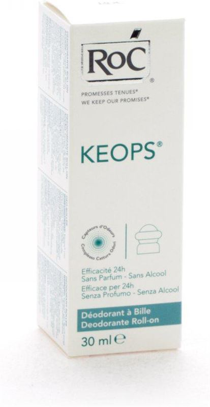 ROC Keops Deodorant Roll-On 30ml