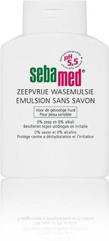 Sebamed Wasemulsie 500ml