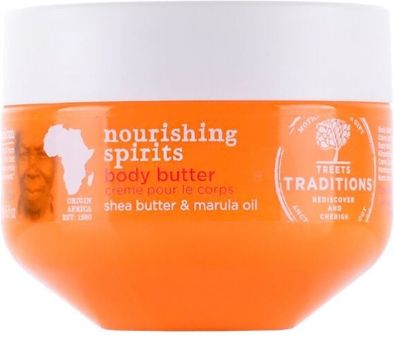 Treets Bodybutter Nourishing Spirits