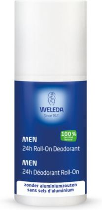 Weleda 24h Roll-On Deodorant Men 50 ml