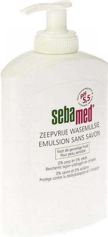 Sebamed Wasemulsie pomp 300ml