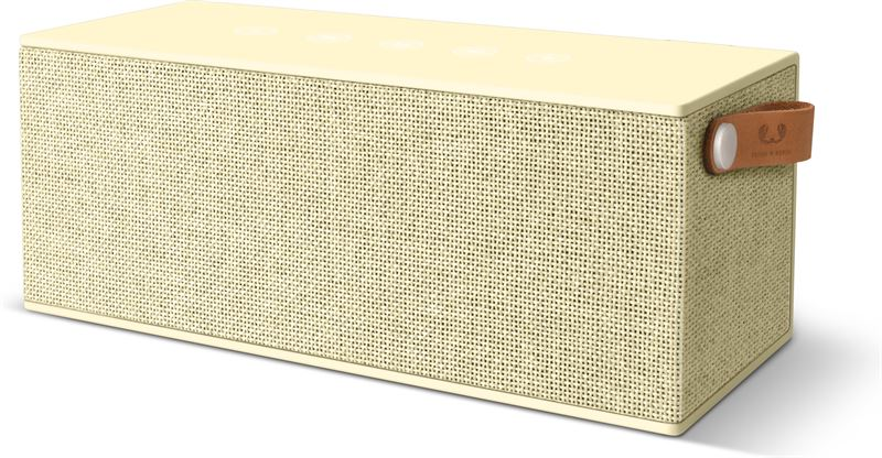 Fresh 'n Rebel Rockbox Brick XL Fabriq Edition geel
