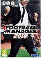 Sega Football Manager 2018 PC