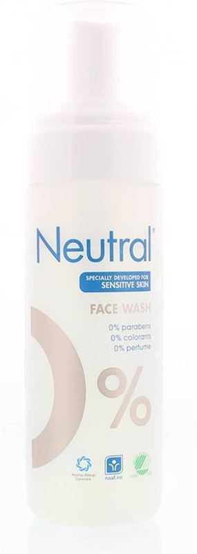 Neutral Face Wash Sensitive Lotion