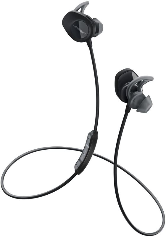 Bose SoundSport in-ear headphones zwart