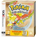 Nintendo 3DS Pokemon Gold Version Nintendo 3DS