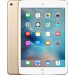 Apple iPad mini 4 2015 goud / 128 GB