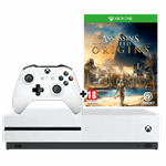 Microsoft Xbox One S 500GB Assassin's Creed Origins Bundle wit