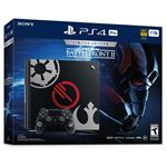 Sony PS4 Pro Limited Edition STAR WARS Battlefront II Bundle zwart