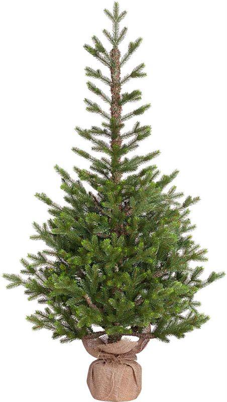 blackbox pierson kerstboom groen maat in cm 120 x 72