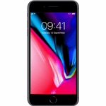 Apple iPhone 8 Plus grijs / 64 GB