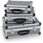 Varo PRM10120 Set Aluminium koffers - 3 stuks - Grijs