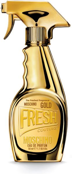 Moschino Fresh Couture Gold Eau de Parfum (EdP) 50 ml unisex