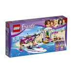 lego Friends Andrea s speedboottransport 41316