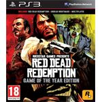 Take Two Interactive Red Dead Redemption (GOTY Edition) PS3 PlayStation 3