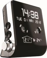 Thomson Wekkerradio met RDS, FM Radio en USB