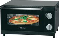 Clatronic MPO 3520 Mini-oven met pizzafunctie, Timerfunctie 12 l 1000 W
