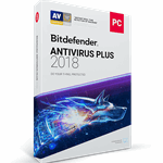 Bitdefender Antivirus Plus 2018 - 1 Jaar / 3 Apparaten