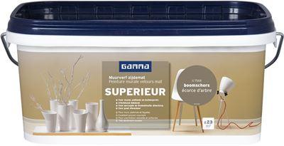 Boomschors Tuin Gamma : Gamma superieur boomschors zijdemat 2 5 liter kopen? kieskeurig.nl