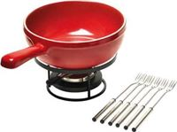 Emile Henry Fondue set - Ø 240 mm - Grand Cru