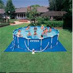 Intex Metal Frame Pool (457 x 107)
